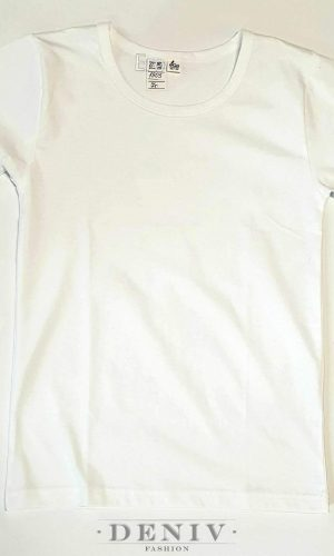 Детска бяла тениска