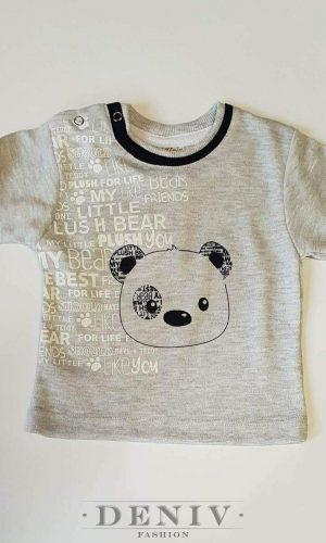 """Бебешка блуза за момче с мече """"Bear"""""""