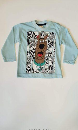 """Детска блуза за момче с дълъг ръкав """"Scooby doo"""""""