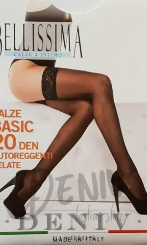 Дамски силиконови чорапи BELLSSIMA 20 den