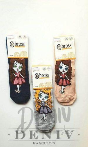 Детски чорапи за момиче Bross