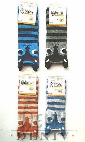 Детски чорапи за момче 3D Bross