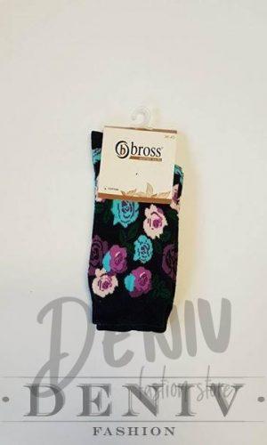 Дамски памучни чорапи Bross