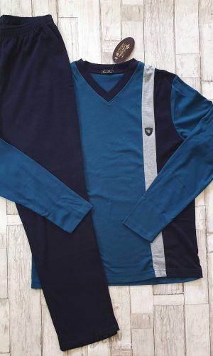 Мъжка плътна пижама Иватекс