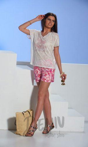 Екстравагантна лятна пижама Sevim