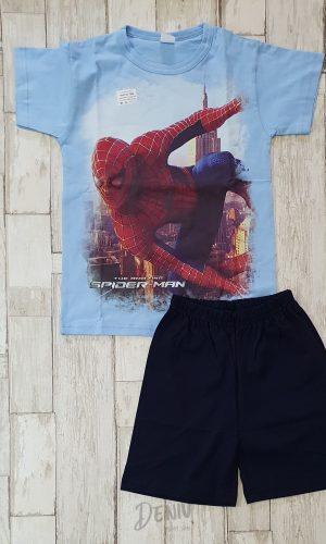 Детска лятна пижама с къс ръкав Spiderman 2