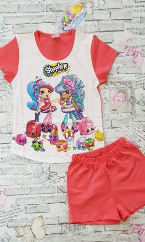 Детска лятна пижама за момиче Иватекс