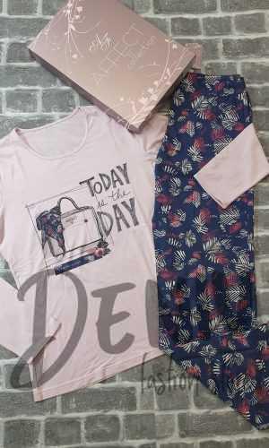 Дамска пижама модал Афект в Луксозна кутия Today