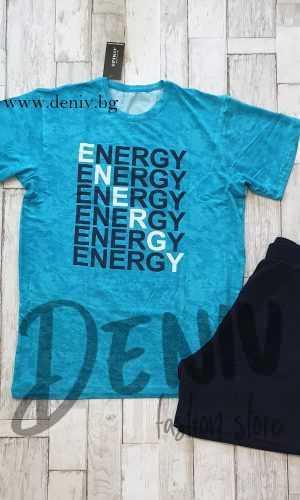 Мъжка пижама лятна Спико Energy